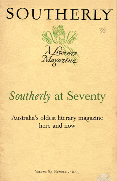 Southerly at Seventy