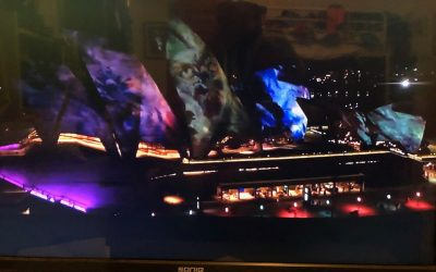 Stuck in Honey: Disintegration by The Cure, live-streamed from the Sydney Opera House